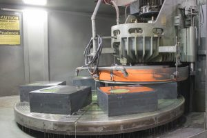 carbon steel profiles blanchard grinde