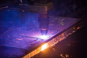image of plasma cutter