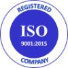Registered ISO 9001:2015 Company